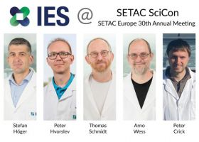 IES at the Virtual SETAC SciCon